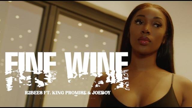 R2Bees – Fine Wine ft. King Promise, Joeboy (Video)