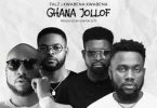 Basketmouth – Ghana Jollof ft. Falz, Kwabena Kwabena