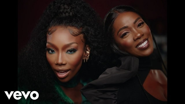 Tiwa Savage – Somebody's Son ft. Brandy (Video)